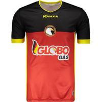 Netshoes  Camisa Kanxa Globo Rn I 2018 Masculina - Masculino 67cd849612da3