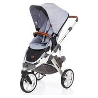 Carrinho De Bebê Salsa 3 Abc Design Graphite Gray (6 Meses A 15Kg) - 31336701