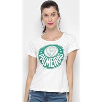 Camiseta Palmeiras Diferenciada Big Feminina - Feminino