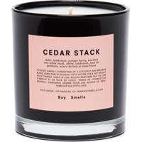 Boy Smells Vela Cedar Stack - Preto