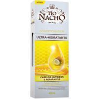 Condicionador Tio Nacho Ultra-Hidratante Com 415Ml 415Ml