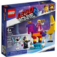 Lego Movie - O Filme 2 - Rainha Flaseria - 70824
