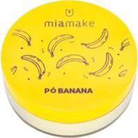 Pó Facial Banana Mia Make Único Multicores