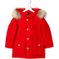 Woolrich Kids Arctic Padded Parka Coat - Vermelho