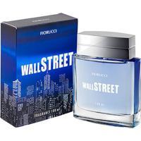 Wall Street Fiorucci- Perfume Masculino - Deo Colônia - 100Ml - Masculino-Incolor