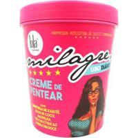 Creme Para Pentear Lola Cosmetics Milagre! 450G - Unissex