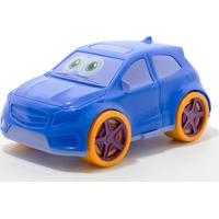 Carrinho Para Beb㪠- Tchuco Baby - Azul - Samba Toys - Multicolorido - Dafiti