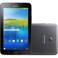 "Tablet Samsung Galaxy Tab E 7.0"" Sm-T113Nu Preto"