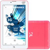 Tablet Dl Tab Phone 710 Tx315 Rosa