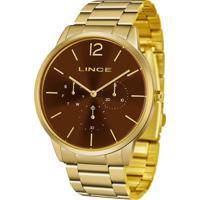 Relógio Lince Feminino Lmgj087Ln2Kx