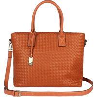 Shopping Bag Trissê Mormaii - 230010 - Caramelo
