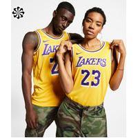 Regata Nike Los Angeles Lakers Swingman Icon Edition Unissex