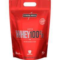 Whey Protein Integralmédica Super Whey 100% - Chocolate - 907G
