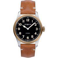 Relógio Montblanc Masculino Couro Marrom - 117833