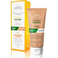Antiacne Color Profuse Ensolei Fps30 40G - Unissex-Incolor