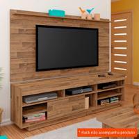 Painel Para Tv 47 Polegadas Slim Rústico 180 Cm