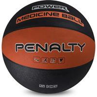 Bola Medicine Ball De Borracha Penalty Vi - Unissex