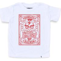 Hambaga Daemon - Camiseta Clássica Infantil