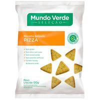 Biscoito Salgado Mundo Verde Pizza Com 120G 120G