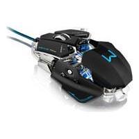 Mouse Gamer Warrior 4000Dpi Mo246 Multilaser