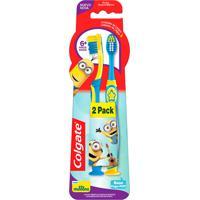 Kit 2 Escova Dental Colgate Kids Minions Pega-Pop 6+