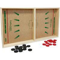 Jogo De Tabuleiro E Futebol De Botão Infantil Estilingol