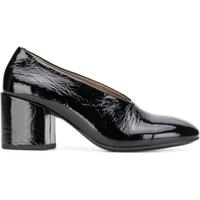 Marsèll Sapato Com Efeito Amassado - Preto