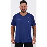 Camisa Cruzeiro Gloam Masculina - Masculino-Azul