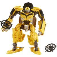 Boneco Transformers The Last Knight Bumblebee Amarelo
