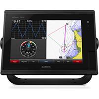 Gps Marítimo Gpsmap 7410 Garmin Wi-Fi Plotador De Gráficos
