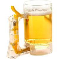 Caneca De Cerveja Chopp Geradora De Espuma