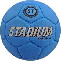 Bola Handebol Stadium H1 L Mirim Borracha - Unissex-Azul