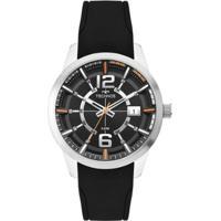 79f775c3882c0 ... Relógio Technos Masculino Racer - Masculino-Preto