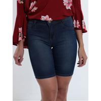 Bermuda Jeans Feminina Dyjoris