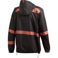 Blusão E Jaqueta Adidas M Adidas W.N.D. Preto