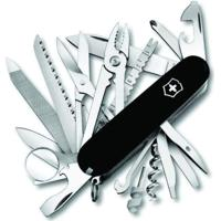 Canivete Victorinox Swisschamp Preto 33 Funções 1.6795.3