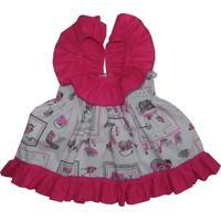 Vestido Aninha Sapatinho I9 Baby