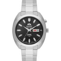 Relógio Orient Masculino Automatic Analógico - Masculino-Prata