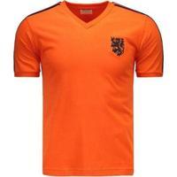 Camisa Liga Retrô Holanda 1974 - Masculino