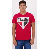Camiseta São Paulo Costura - Masculino