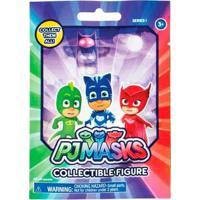 Mini Figura - 10 Cm - Pj Masks - Figuras Surpresas - Dtc - Unissex-Incolor