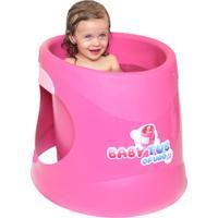 Banheira Baby Tub Ofurô Rosa