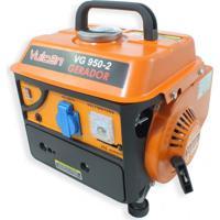 Gerador De Energia A Gasolina 2 Tempos Vg950 E 2 950W Laranja Vulcan Ferramentas 220V