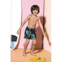 Bermuda Infantil Menino Que Vira Bolsa Puc