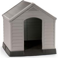 Casinha Pet House-Keter - Areia
