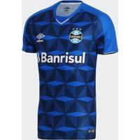 Camisa Umbro Grêmio 2019 Oficial 3 Número 11 Masculina - Masculino