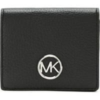 Michael Michael Kors Carteira Carryall Com Logo - Preto