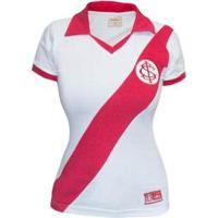 Camisa Retrô Mania Internacional 1954 Feminina - Feminino