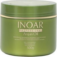 Inoar Argan Oil - Máscara - 500G - Unissex