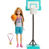 Boneca Barbie - Barbie Dreamhouse Adventures - Stacie - Jogadora De Basquete - Mattel